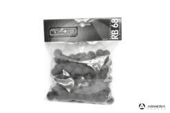 Palle di gomma Umarex Rubberball RB68 calibro 68 2.80gr per Walther T4E