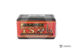 "Palle ogive Barnes TSX calibro 270 .277"" – 140 grani TSX BT - 50 pezzi #30266"