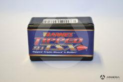 Palle ogive Barnes Tipped TSX calibro 22 .224_ – 50 grani TTSX FB - 50 pezzi -0