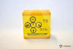 Palle ogive Berger FB Target calibro 30 - 115 grani - 100 pezzi -0