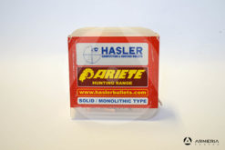 Palle ogive Hasler Competition Ariete Hunting Range calibro 270 - 122 grani - 50 pezzi -0