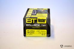 Palle ogive Nosler Ballistic Tip Hunting calibro 30 .308_ - 150 grani - 50 pezzi_1 vista 2