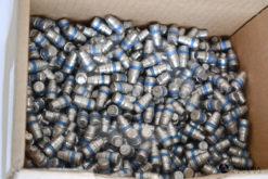 Palle ogive Romana Metalli calibro 38 SWC - 155 grani - 1000 pz