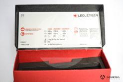 Pila torcia Led Lenser P7 - 450 lumen pack