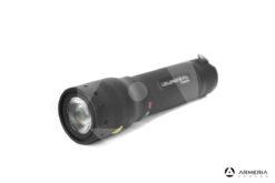 Pila torcia Led Lenser P7QC Quattro colori - 220 lumen lato