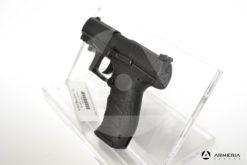 Pistola Walther PPQ T4E calibro 43 ad aria compressa di libera vendita calcio