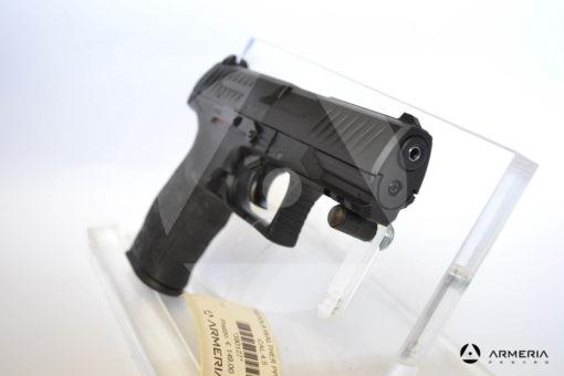 Pistola Walther PPQ calibro 4,5 ad aria compressa di libera vendita mirino