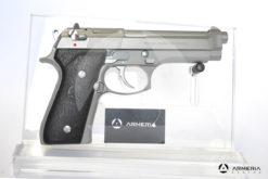 Pistola semiautomatica Beretta modello 98 FS Inox calibro 9x21 canna 5_ Usata