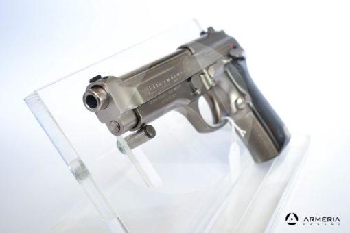 """Pistola semiautomatica Beretta modello Billennium serie limitata calibro 9x21 canna 5"""" Comune calcio mirino"""