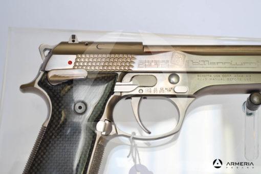 """Pistola semiautomatica Beretta modello Billennium serie limitata calibro 9x21 canna 5"""" Comune calcio modello"""