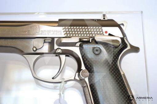"""Pistola semiautomatica Beretta modello Billennium serie limitata calibro 9x21 canna 5"""" Comune calcio model"""