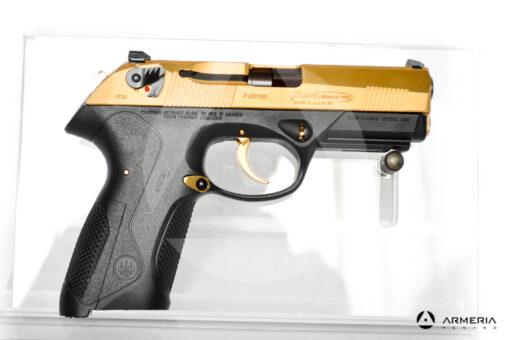 Pistola semiautomatica Beretta modello PX4 Deluxe calibro 9x21 Canna 4