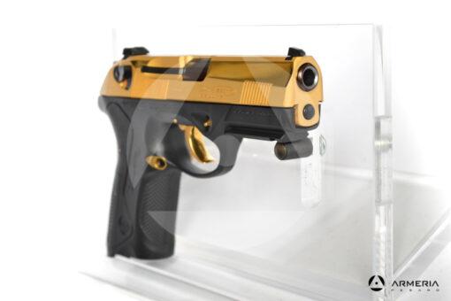 Pistola semiautomatica Beretta modello PX4 Deluxe calibro 9x21 Canna 4 mirino