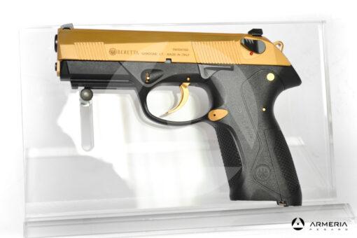 Pistola semiautomatica Beretta modello PX4 Deluxe calibro 9x21 Canna 4 lato