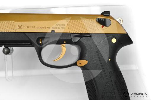 Pistola semiautomatica Beretta modello PX4 Deluxe calibro 9x21 Canna 4 macro