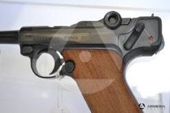 Pistola semiautomatica Erma Luger modello EP22 calibro 22 LR con 1 caricatore canna 5 Usata modello