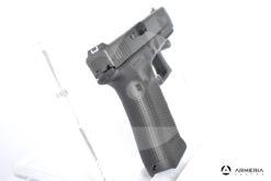 Pistola semiautomatica Glock modello 17FS Gem 4 calibro 9x21 con 2 caricatori canna 5 Sportiva calcio