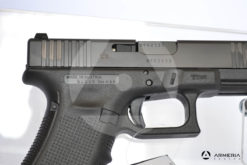 Pistola semiautomatica Glock modello 17FS Gem 4 calibro 9x21 con 2 caricatori canna 5 Sportiva modello
