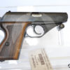 """Pistola semiautomatica Mauser modello HSC calibro 7,65 Browning con 2 caricatori canna 3"""" Usata"""