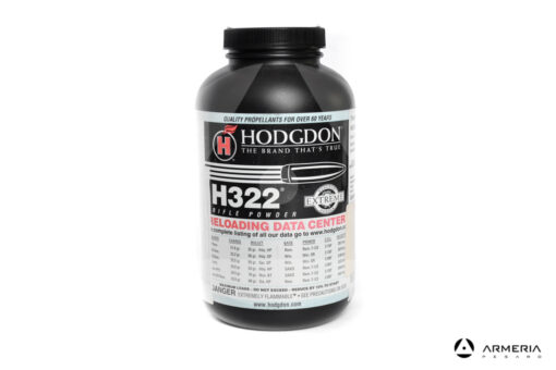 Polvere da ricarica Hodgdon H322 Rifle Powder #841682
