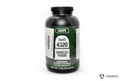 Polvere da ricarica Hodgdon IMR 4320 Smokeless Powder #840645