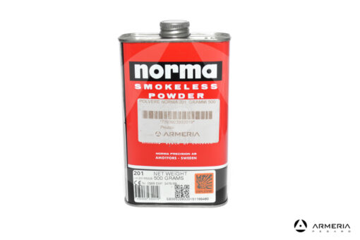 Polvere da ricarica Norma 201 Smokeless Powder #20155035