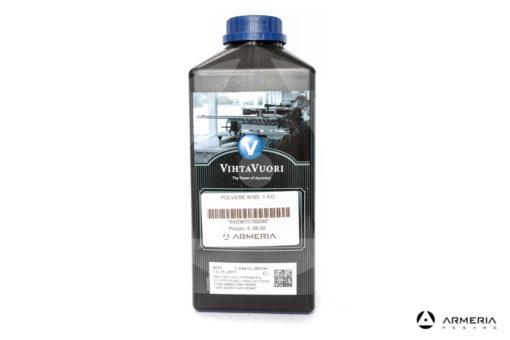 Polvere da ricarica VihtaVuori serie numero 100 tipo N165