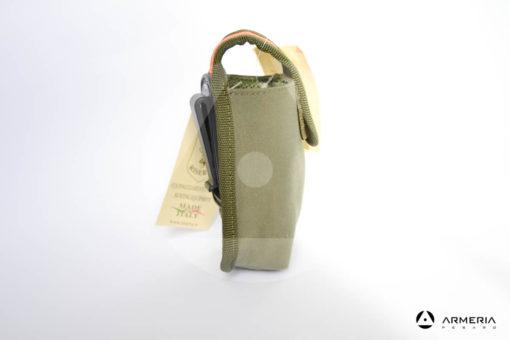 Porta cellulare radio Gps Riserva equipaggiamento caccia in cotone lato