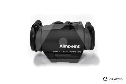 Punto rosso puntatore Aimpoint Micro H-2 2 Moa Acet