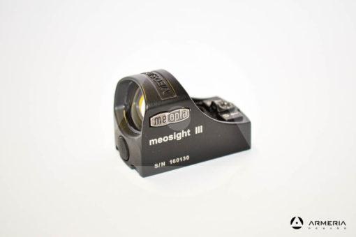 Punto rosso puntatore Meopta Meosight III 30 Red Dot Sight 3 Moa Dot vista 4