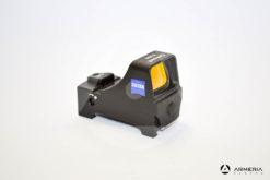Punto rosso puntatore Victory Compact Zeiss sports optics Scina Weaver vista 1