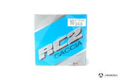 RC2 Caccia calibro 12 - Piombo 10 - 25 cartucce