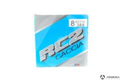 RC2 Caccia calibro 12 - Piombo 8 - 25 cartucce