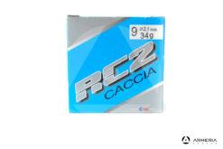 RC2 Caccia calibro 12 - Piombo 9 - 25 cartucce