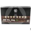 RWS Hit Hunting calibro 300 Win Mag - 165 grani - 20 cartucce #2318844