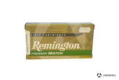 Remington Premier Match calibro 308 Win 168 grani BTHP - 20 cartucce
