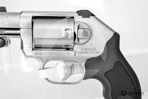 Revolver Kimber modello K6S canna 2 calibro 357 Magnum fusto
