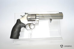 "Revolver Smith & Wesson modello 617 Inox canna 6"" calibro 22 LR"