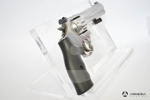 "Revolver Smith & Wesson modello 617 Inox canna 6"" calibro 22 LR calcio"