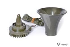 Riproduttore mini tromba Brevetti Plurifon TW-72T kit