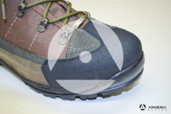 Scarponi Crispi Falkon EVO GTX Olive taglia 46 fronte