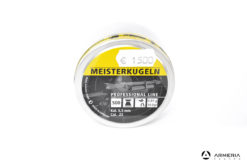 Scatola pallini RWS Meisterkugeln calibro 5.5 mm 22 - 500 pezzi