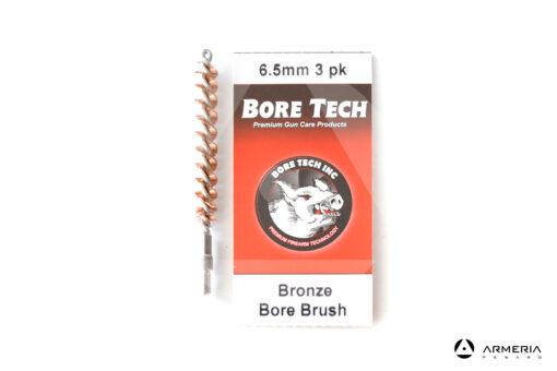 Scovolo in bronzo Bore Tech calibro 6.5mm Bronze Brush