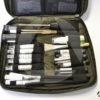 Set Kit pulizia Niebling Gun Care per pistola - 25 pezzi
