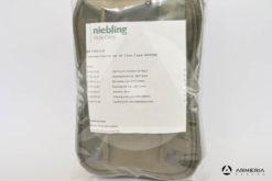 Set Kit pulizia Niebling Gun Care per pistola calibro 7,5 mm .30 - 7 pezzi lista