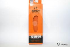 Soletta removibile Crispi per calzature outdoor taglia 44