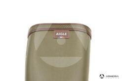 Stivale da caccia Aigle Parcours 2 Kaki logo France taglia 41 logo