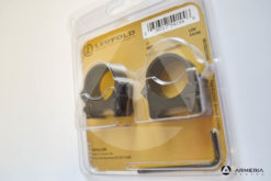 """upporti ad anello Leupold PRW Precision Rings 1"""" low matte #54144-1"""