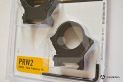 Supporti ad anello Leupold PRW2 Precision fit weaver 1_ high matte #174082 -1