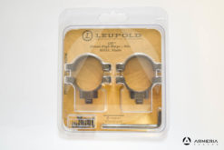 Supporti ad anello Leupold QR quick release Rings 30 mm high (.900) matte #49933-0